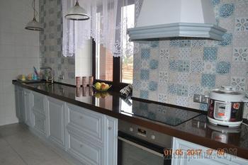 Моя кухня: безопасный минимализм