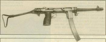 Пистолет-пулемёт Halcón ML-57 (Аргентина)