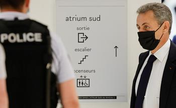 Экс-президента Франции Саркози приговорили к лишению свободы