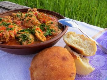 Венгерский ужин / Самая вкусная курочка в соусе / Лучший ужин или обед