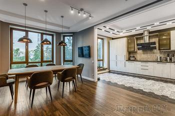 Почему владельцы квартир все чаще выбирают кирпичные стены и черные акценты: лофт в дизайне интерьера