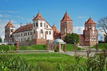 Мирский замок: исключительный образец самобытной белорусской готики Средневековья