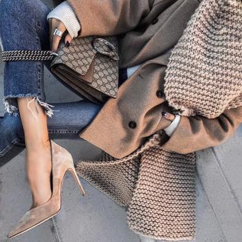 Короткое пальто для настоящих модниц