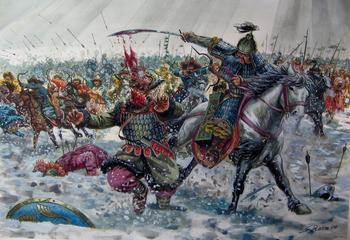 Татаро-монгольское иго - исторический факт или вымысел