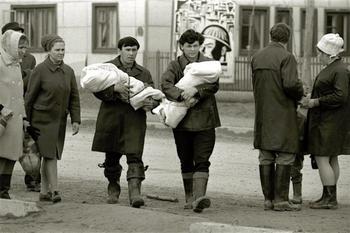 Почему в СССР брили годовалых детей наголо?