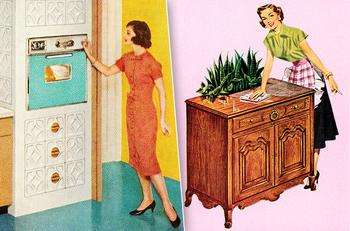 Мультиварка варит, а я устаю: почему домашнее хозяйство до сих пор тяжелый труд