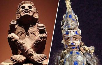 Религиозные странности: 10 странных и малоизвестных древних богов