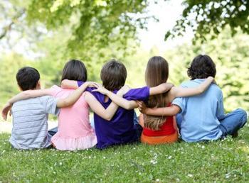 Как воспитать в детях умение дружить?