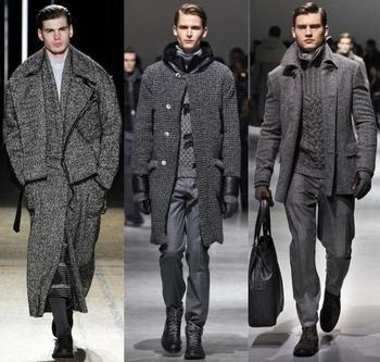 Пальто: осень 2018 мужское