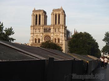 Некоторые секреты парижских набережных