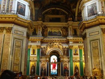 Исаакиевский собор: краткое описание долгостроя и настоящей сокровищницы цветных камней