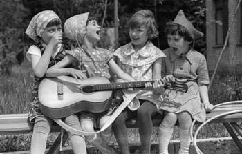 20 самых популярных и необычных имен советских детей