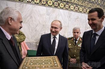 Зовите Трампа: о чем Путин говорил с Асадом