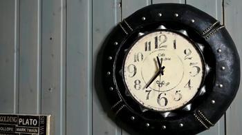 Красивые дизайнерские часы из ничего