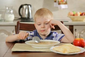 8 самых не любимых детьми блюд
