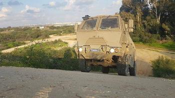 Бронеавтомобиль «Пантер»: израильский подход к экономии
