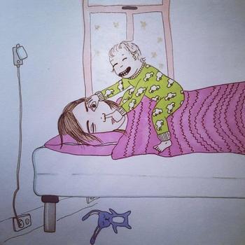 О родительских буднях честно и без прикрас