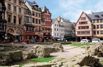 Самые красивые места и главные достопримечательности Руана