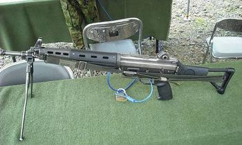 Howa Type 89, своя «чужая» винтовка