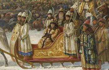 Почему русские цари нанимали в телохранители иностранцев, а не соотечественников