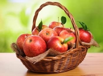 Задачка про яблоки