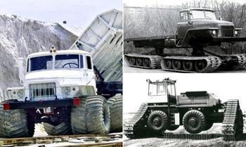 9 монструозных концептов советских автомобилей, которые опередили свое время