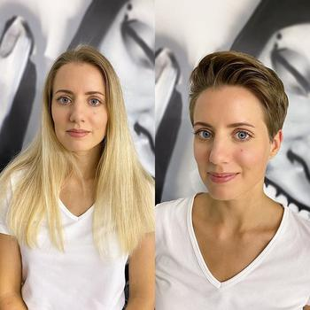 25 смелых женщин, которые решили обрезать свои волосы и пожалели... что не сделали этого раньше