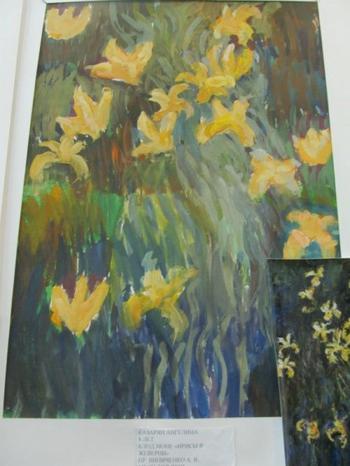 Знаменитые картины, написанные учениками азовской художественной школы