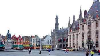 Главные достопримечательности Брюгге