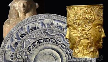 10 древних исторических артефактов, которые случайно нашли у себя дома обычные люди