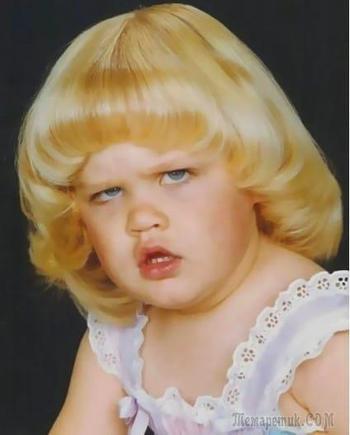 Фотошедевры из прошлого! Убойные детские снимки, которые лучше не показывать людям