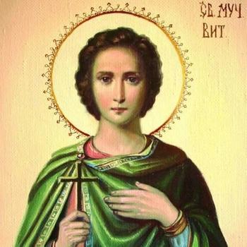Видение святого Вита