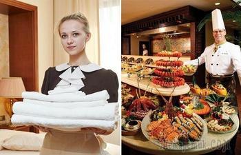 «Все включено»: как хозяева отелей обманывают своих постояльцев