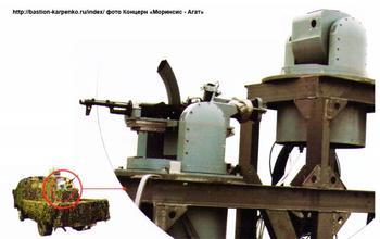 Малогабаритная система управления стрелковым оружием «Сервал»