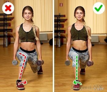 15 ошибок в упражнениях, из-за которых вы не добьетесь результата