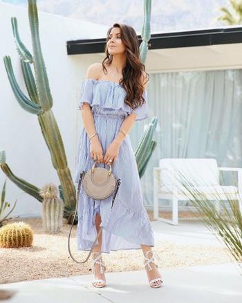Макси платья 2018