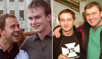 Российские актёры, которых уже много лет связывает крепкая дружба