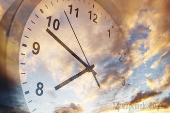 Загадки про время