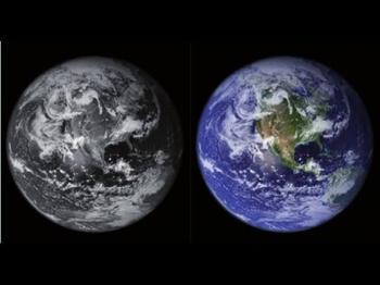 В космосе найден двойник Земли. Там может существовать жизнь!