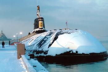 «Нет денег» — Россия вынуждена утилизировать две самые большие в мире подлодки