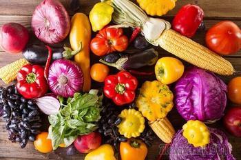50 оттенков вашего меню: как похудеть с помощью таблиц ГИ и разноцветных продуктов?
