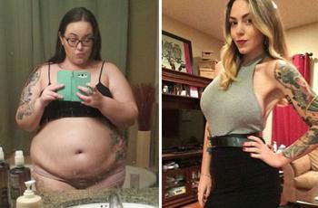 До и после: 30 примеров невероятного преображения при похудении