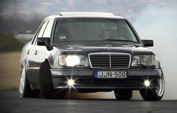 Мощнейшие автомобили невзрачного вида