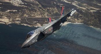 Истребитель США в ливрее из России: 7 вариантов F-35 в цветах ВКС
