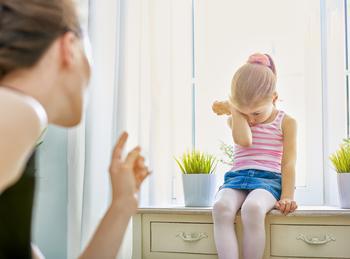 Влияние родительского крика на психику ребенка