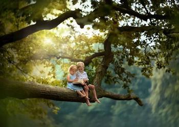 Детство на природе