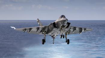 Пилот F-35 наглядно объяснил плюсы своего истребителя