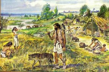 Когда и для чего древние люди впервые приручили собак