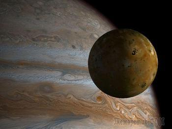 10 интересных фактов об одном из спутников Юпитера