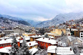 СПА курорты Болгарии 2. Девин – большие сокровища маленького города